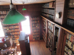 Little Library Interior #2